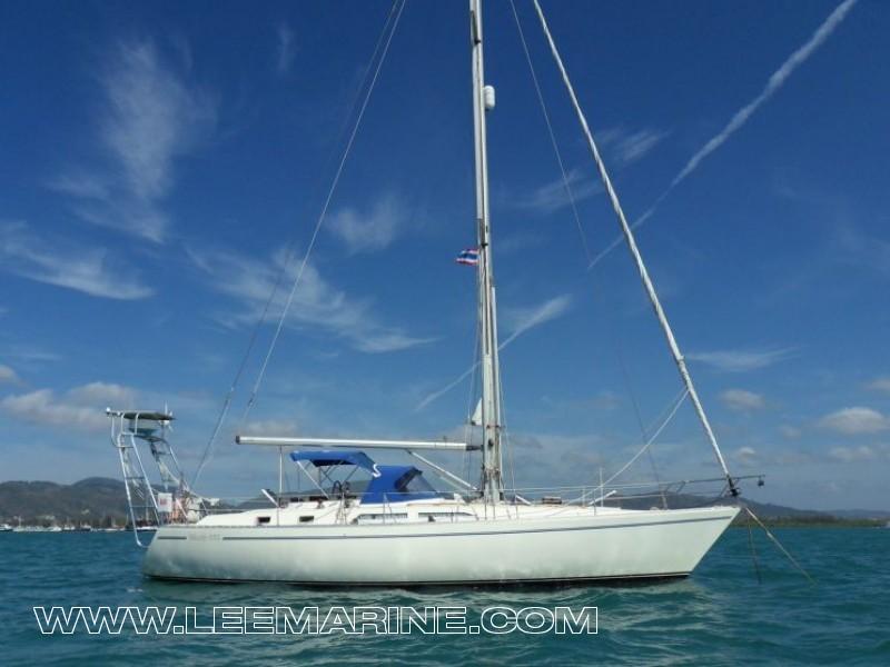 Lee Marine - 1987 Moody Yacht UK Moody 422 - 131000 USD