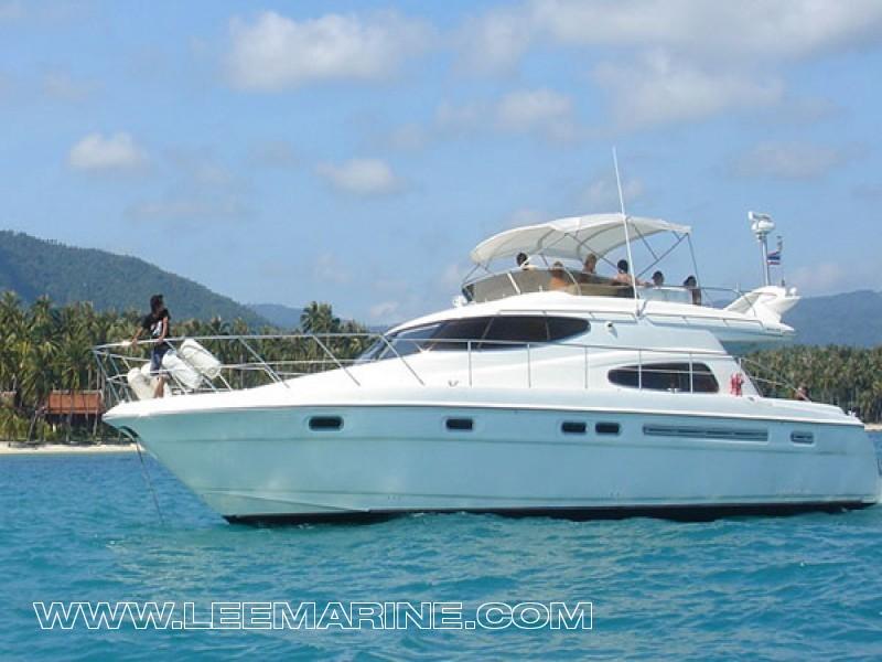 2010 Pershing Yachts Pershing 46 499000 EUR Ziggy Thailand