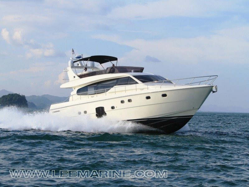 1991 Grand Banks Grand banks 49 motor yacht 315000 EUR The Rover Thailand