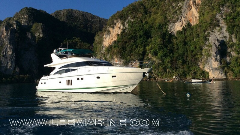 Princess Yachts Princess 21M 2009