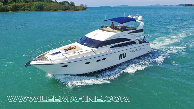 Princess Yachts Princess 62 2009