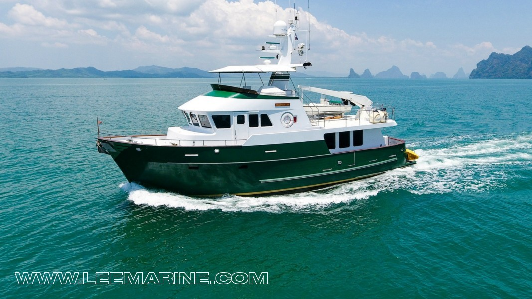 Northern Marine USA Northern Marine 64 LRC 2001