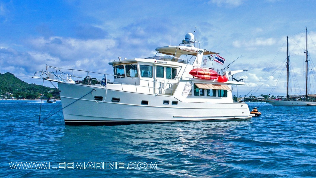 North Pacific Yachts North Pacific 49 2014