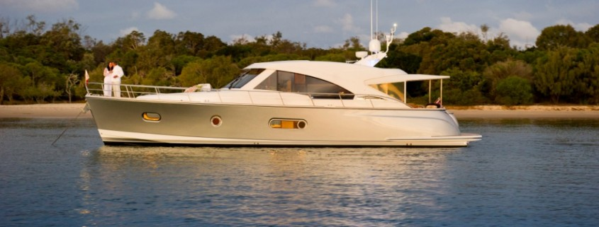 First Belize 54 Sedan arrives in the United States