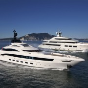 2 New CRN Superyachts delivered in 2014