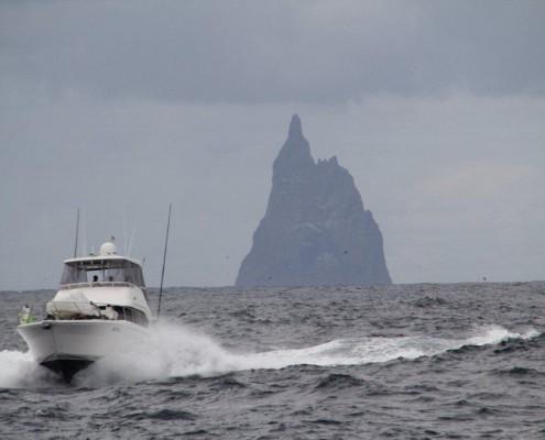 Kaos at Ball's Pyramid, Lord Howe Island