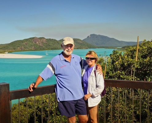 Peter and Narelle Williams have travelled more than 36,000 nautical miles together on board their 47 Open Flybridge
