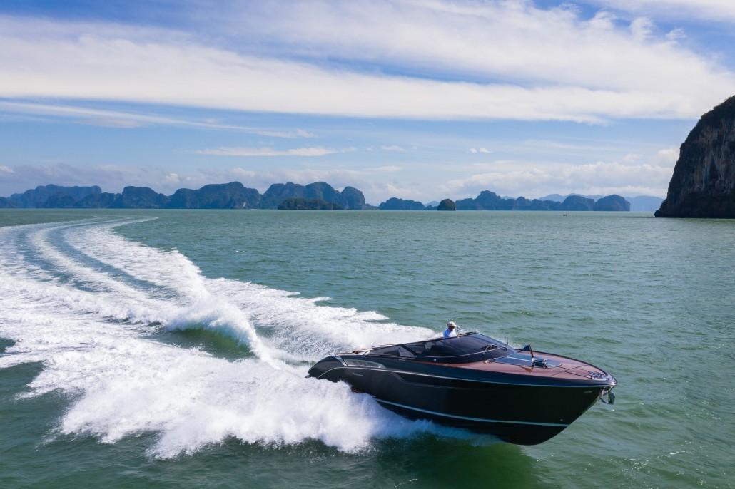 Rivamare Cruising Thailand - Jan 2020