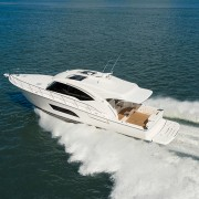 Riviera 565 - The very versatile 565 SUV is the best of both worlds - the cruising entertainer's or avid angler's dream