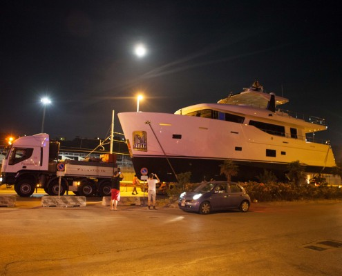 Cantiere Delle Marche Nauta Air 86 Launch