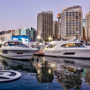 Riviera celebrates a 25% sales increase and two awards at the 2013 Sydney International Boat Show